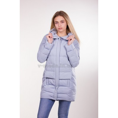 Куртка женская Peercat 055 голубая