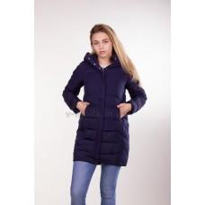 Куртка женская Peercat 055 темно-синяя
