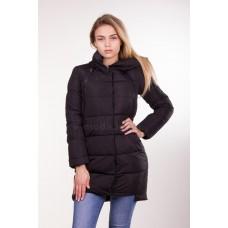 Куртка зимняя женская Lora Duvetti 6103 черная