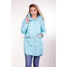 Куртка женская Peercat 7007 голубая
