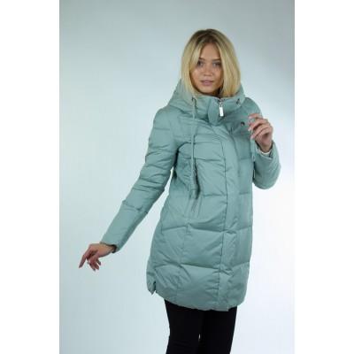 Куртка женская Clasna CW17D-127 мята