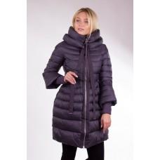 Куртка женская Clasna CW17D-135 графит