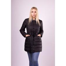Куртка женская Clasna CW18C-086 черная