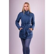 Куртка женская Misun N310 синяя