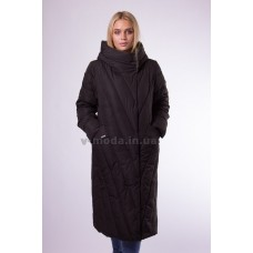 Пальто женское Plist PT2018 черное