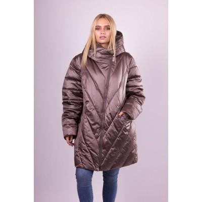 Куртка женская  Plist XT-2049 какао