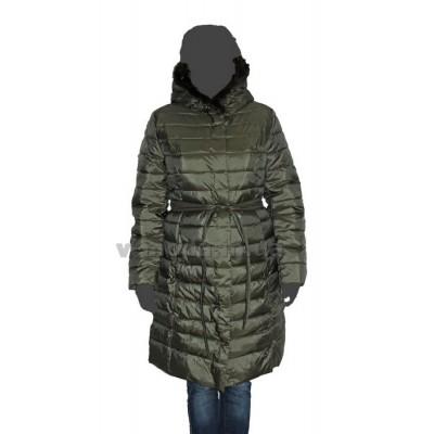 Пальто женское Clasna CW14D-365-zel