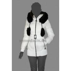 Куртка женская Daser TD12-080 белая