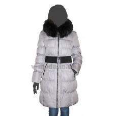Пальто женское Daser TD11-191 серое