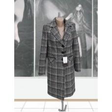 Пальто шерстяное демисезонное ELVI Д-826