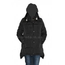 Пуховик-куртка женский ICEbear 14G-6187 черный