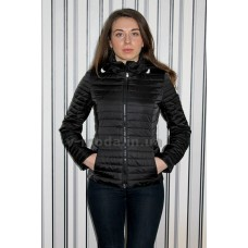 Куртка короткая деми женская Misun-G107-che