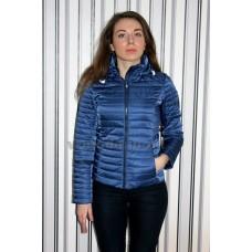 Куртка короткая деми женская Misun-G107-sin
