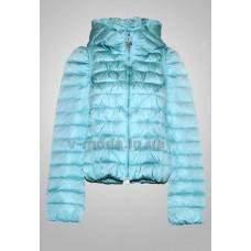Куртка короткая женская Clasna CL069-bir на пуху