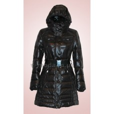 Пуховик женский SnowImage SID-542 черный