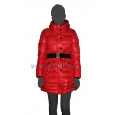 Пуховик женский SnowImage SID-542-r