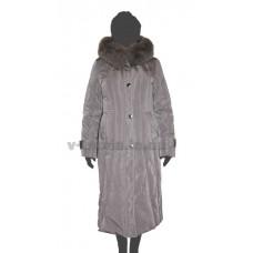 Пальто женское SnowCrest SnCr-A13 серое
