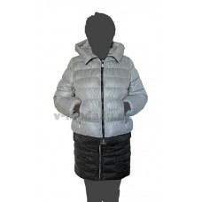 Куртка женская Vlasta VLD-H-101 светло-серая