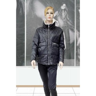 Куртка женская  Rufuete 20795 черная