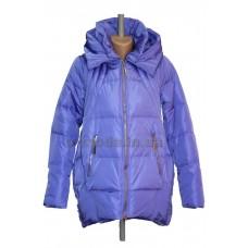 Куртка пуховая женская Sara Leona 108 фиолет