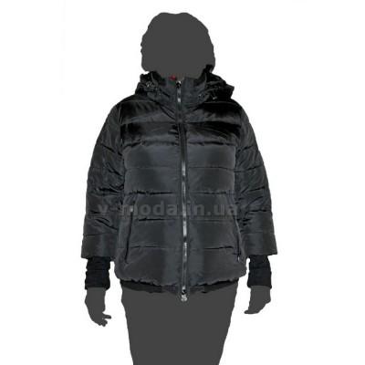 Куртка женская SnowImage SICB-Q136 черная