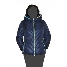 Куртка женская Vlasta VLCB-Q-110 синяя
