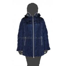 Куртка женская Vlasta VLCB-Q309 синяя