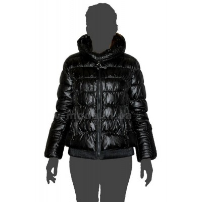 Куртка женская Vlasta VLD-H101 черная